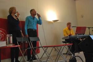 Cantecleer op jubileum middag in Woerden